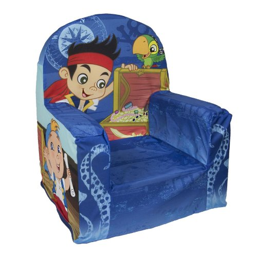 High Back Chair With Jake And Neverland ...