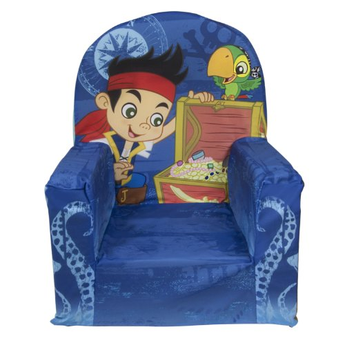High Back Chair With Jake And Neverland Jake And The