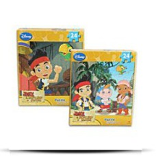 Jake And The Neverland Pirates 24 Piece