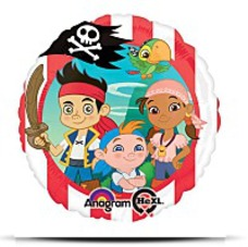 Jake And The Neverland Pirates Mylar