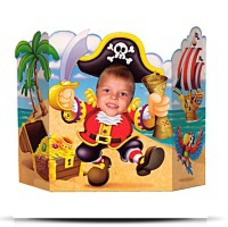 Pirate Photo Prop Party Accessory