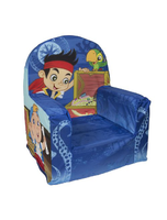 High Back Chair With Jake And Neverland